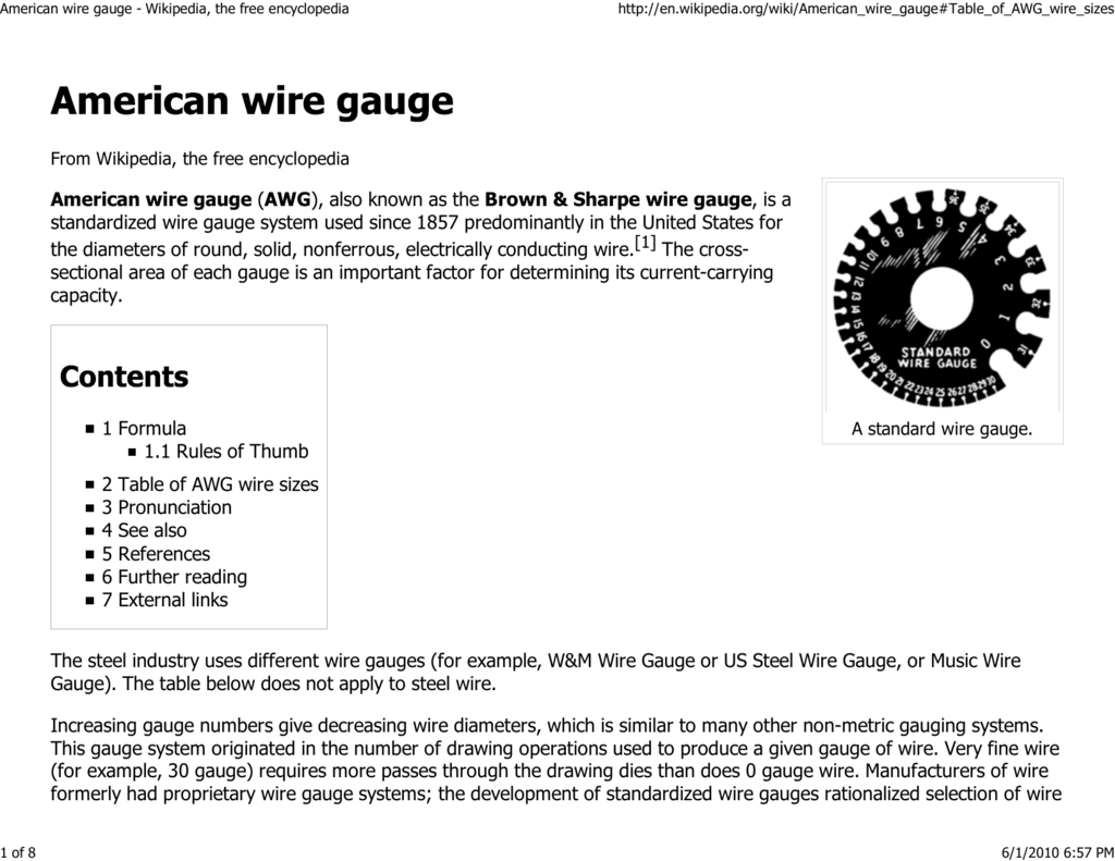 American wire gauge wikip keyboard keysfo