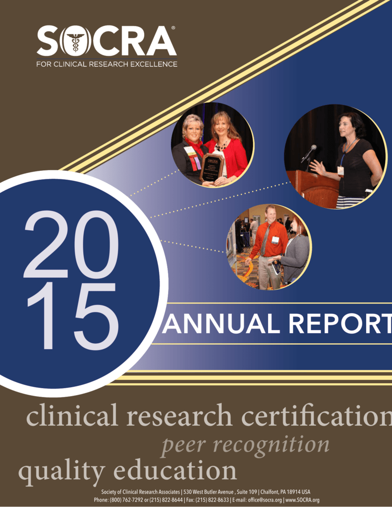 Clinical Research Certification