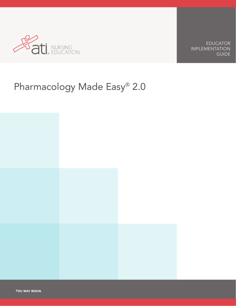 Pharmacology Made Easy® 2 0