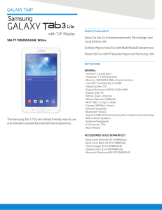 galaxy tab - Home Depot