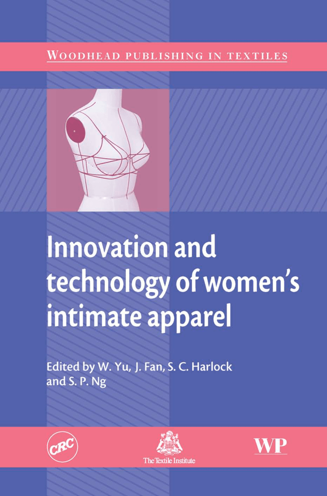 05931da160 Innovation and Technology of Women s Intimate Apparel