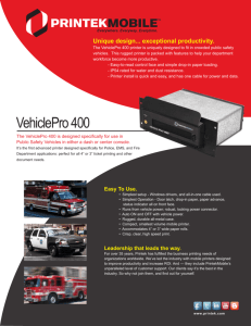 VehiclePro 400
