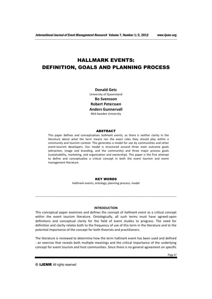 Dissertation in tourism management
