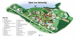 uca campus map uca physical plant
