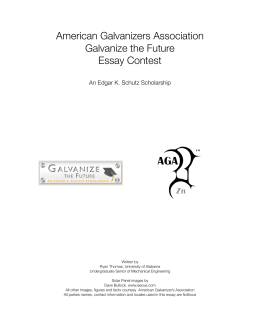 Galvanize the Future_Ryan Thomas