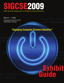 Engaging Computer Science Education