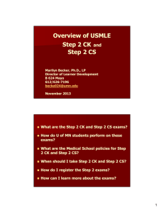 Neeraj's USMLE Step-2 CS Notes