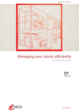 Stock efficiencyPDF 667KB