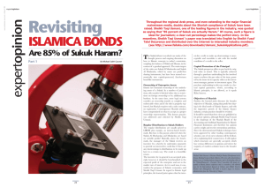 Revisiting Islamic Bonds_March08