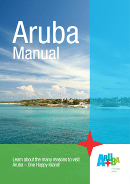 Learn about the many reasons to visit Aruba – One