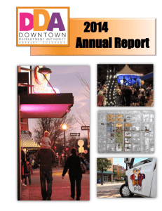Annual Report - Greeley Downtown