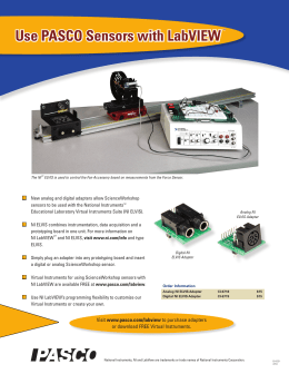 Teach Analog Circuits With Ni Multisim And Ni Elvis