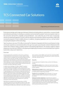 TCS Connected Car Solutions Flyer_A4_120115