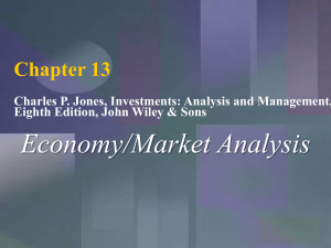 Chapter 13 Charles P. Jones, Investments: Analysis and