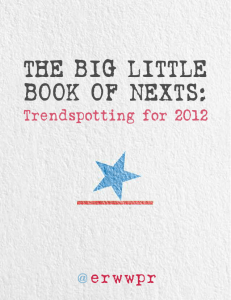 the big little book of nexts