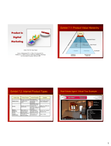 Internet Marketing Chapter 7 Lecture Slides