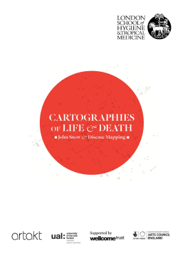 the Cartograhies of Life and Death media pack (PDF 2.38