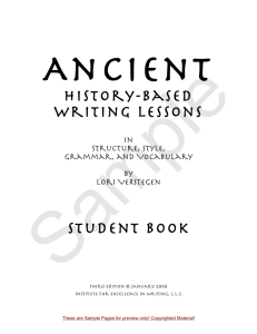 Ancient - Emmanuel Books