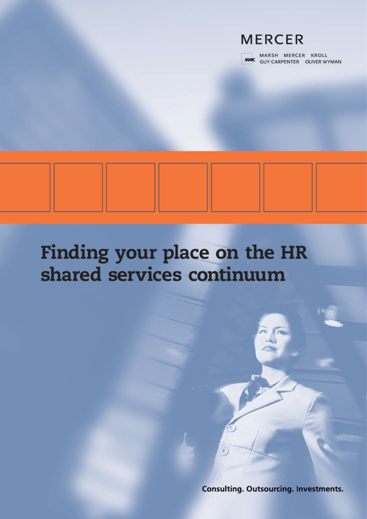 mercer hr consulting