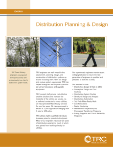 Distribution Planning & Design