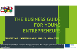 PYE Business Guide