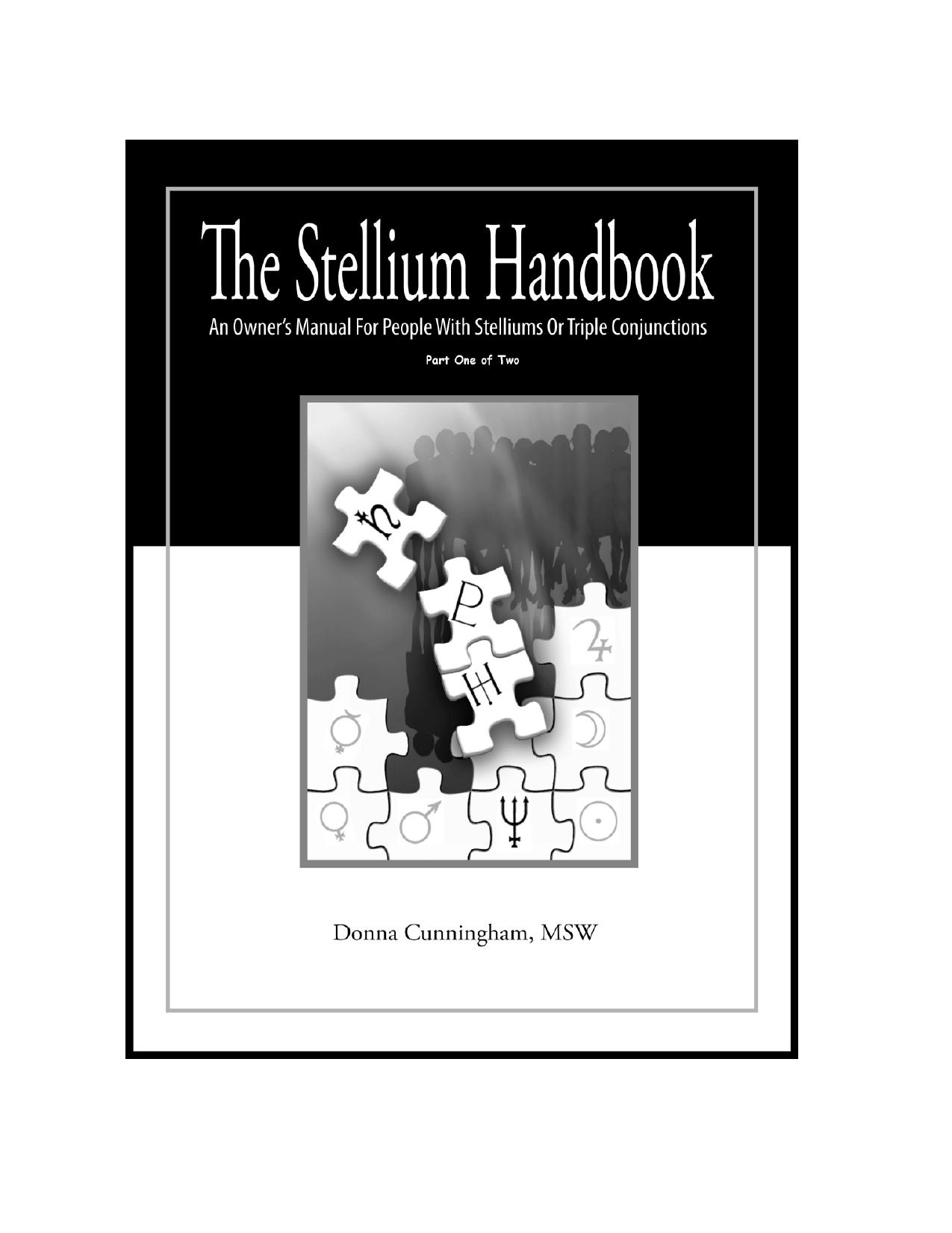 The Stellium Handbook - The London School of Astrology