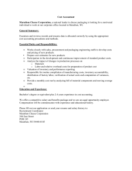 to view Cost Accountant job description