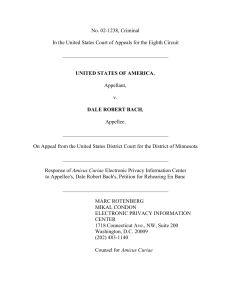 No. 02-1238, Criminal In the United States Court of Appeals for the