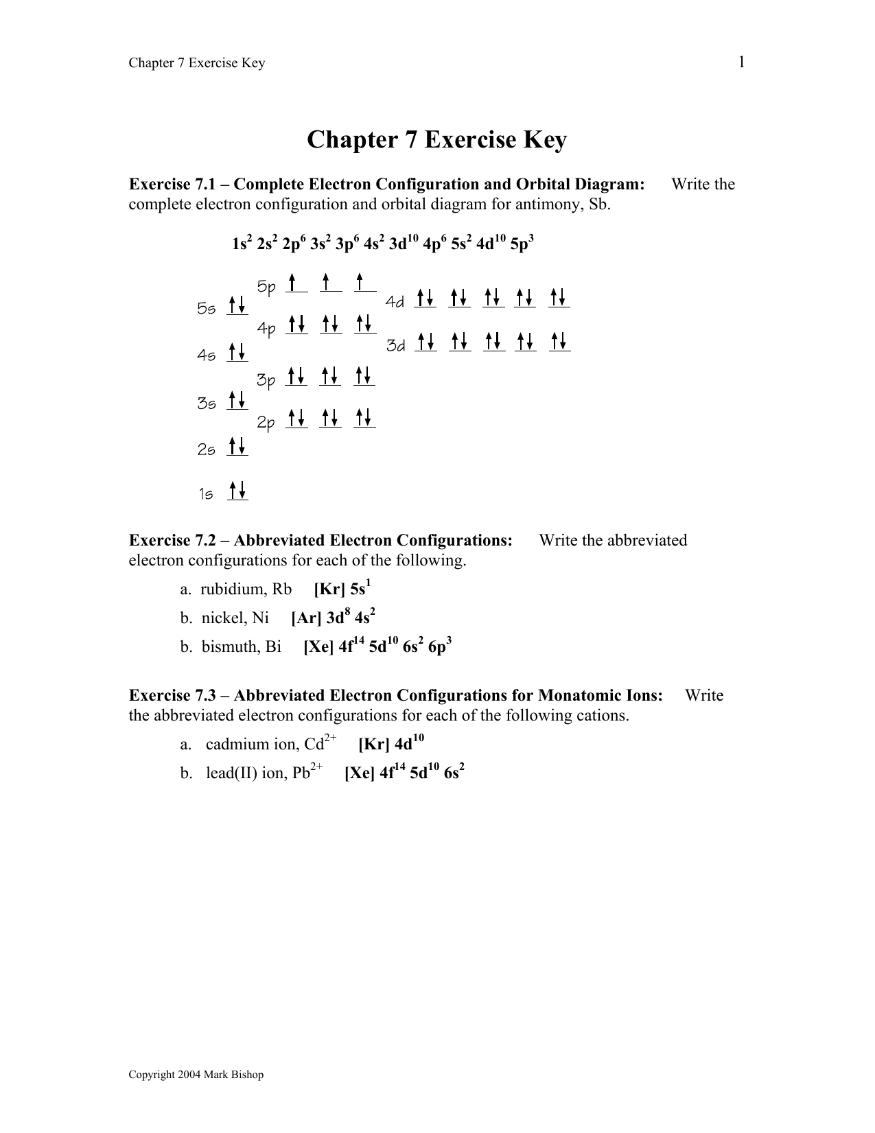 Cadmium electron orbital diagram introduction to electrical wiring chapter 11 exercise key rh studylib net copper orbital diagram d orbital splitting diagrams ccuart Gallery