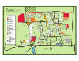 Uri Campus Map URI KINGSTON CAMPUS MAP & KEY Uri Campus Map