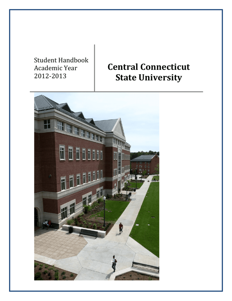campus map - Central Connecticut State University on