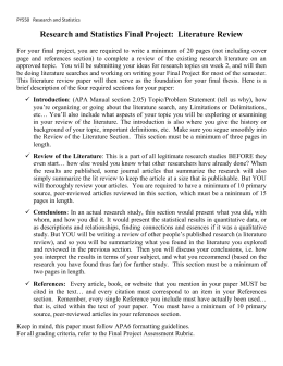 examples of delimitations in a research proposal