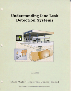Understanding Line Leak Detection Systems