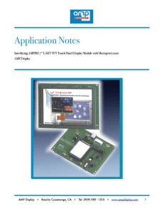 UART Application Notes
