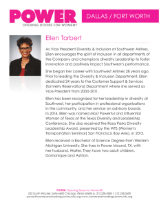 Ellen Torbert - POWER: Opening Doors for Women