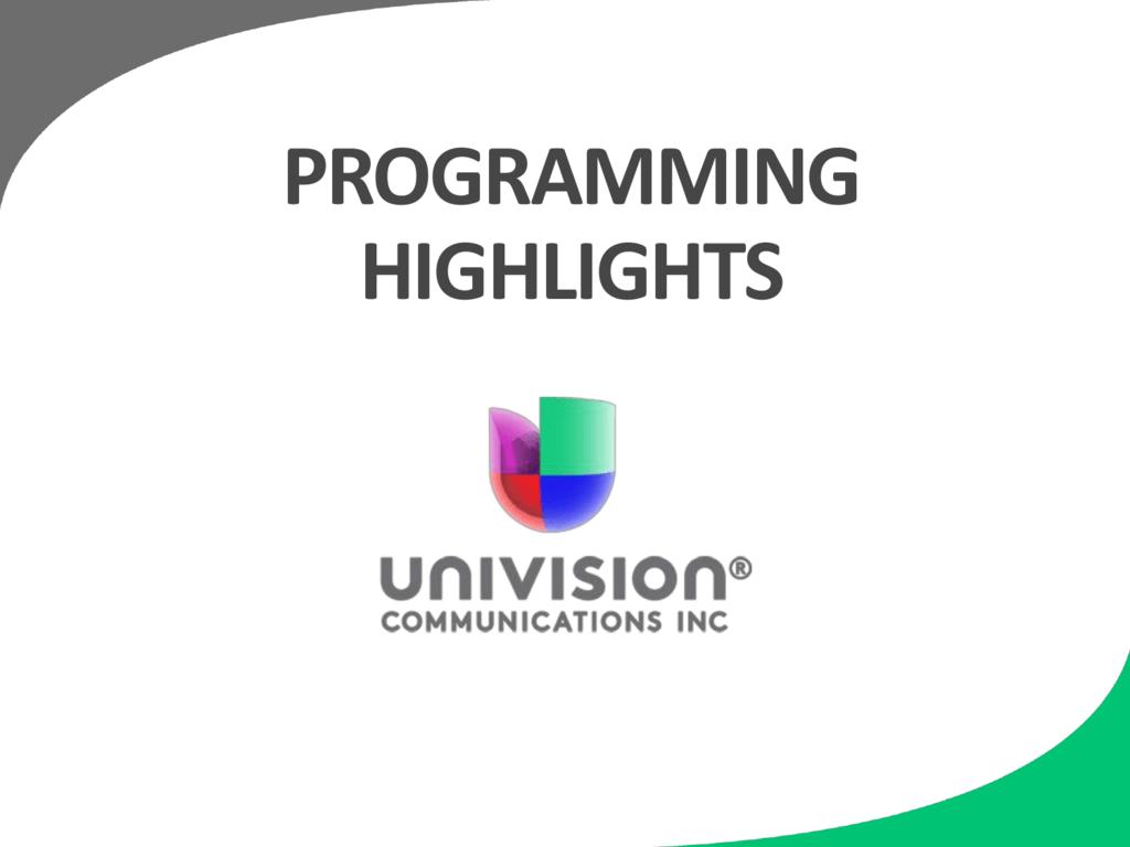 programs highlig baseado - HD1024×768