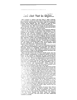1973 05 19, Article, End Not Yet In Sight, PDN, 003388