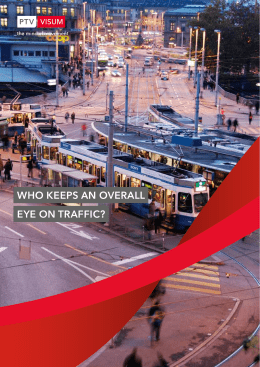 WHO kEEPS AN OVERAll EyE ON TRAFFIC?
