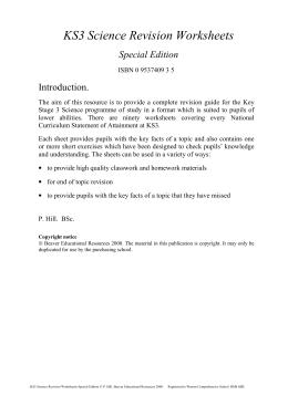 Biology unit study guide