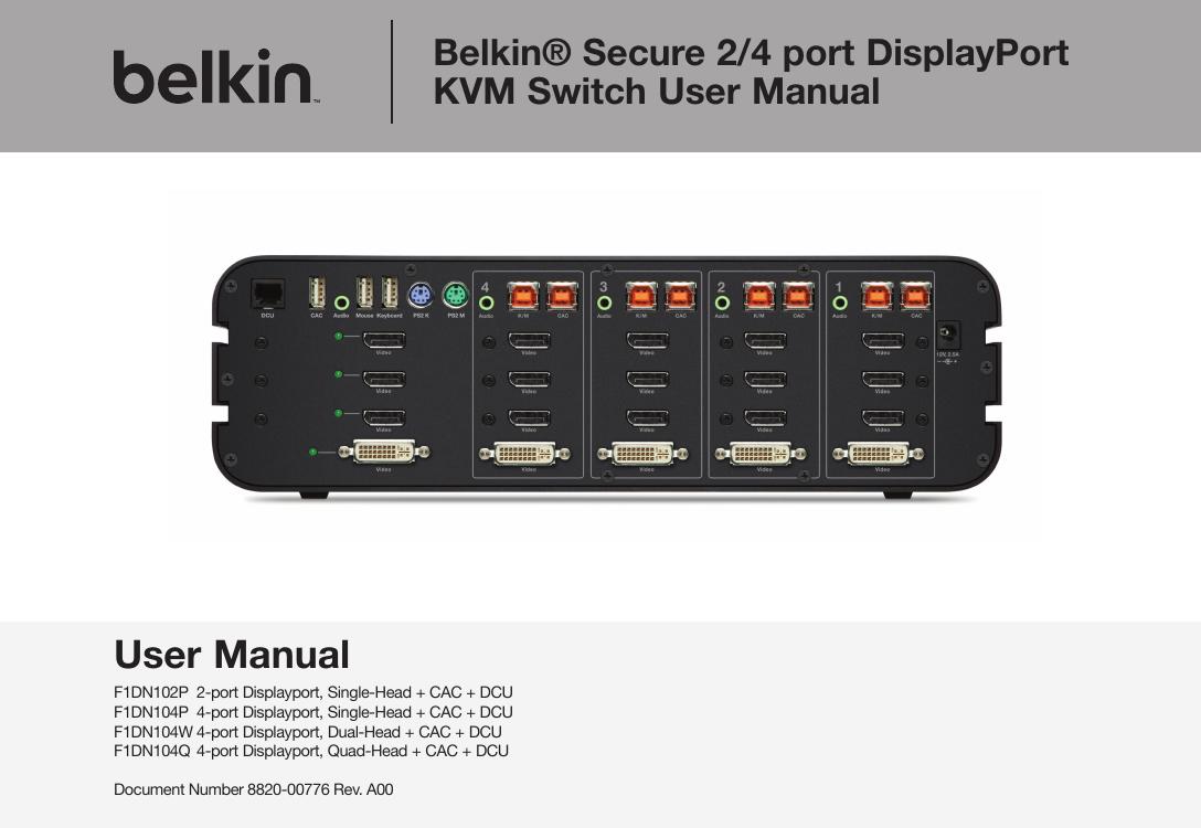 belkin kvm drivers windows 7