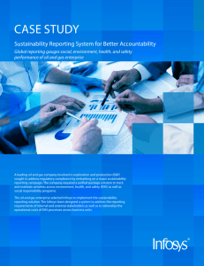 Sustainability Reporting System for Better Accountability