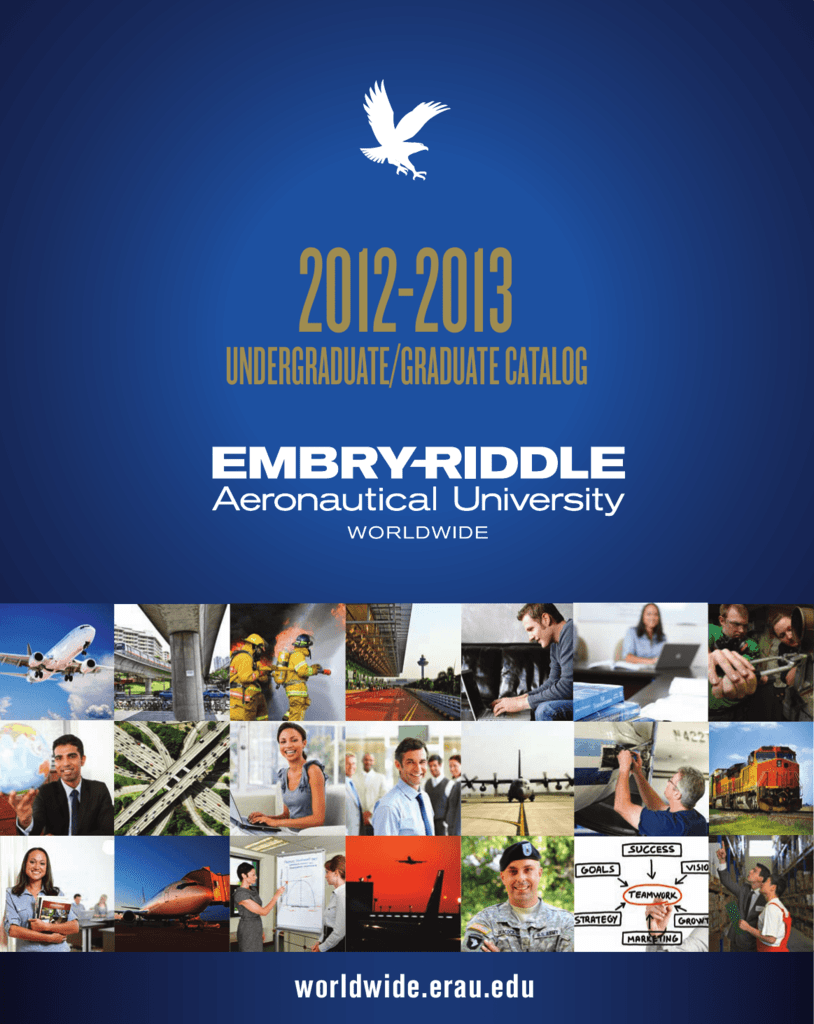 Erau 2012 2013 Catalog Worldwide Embry Simpledccircuit