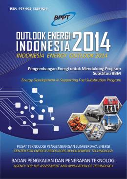 outlook energi indonesia 2014