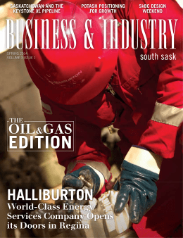 South - Business & Industry