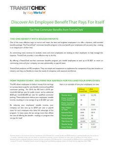 Discover An Employee Benefit That Pays For Itself
