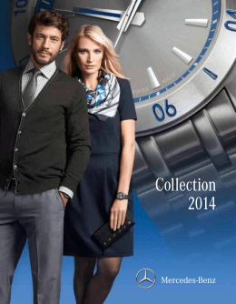 Collection 2014 - Mercedes-Benz