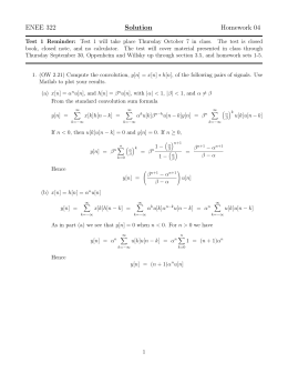 ENEE 322 Solution Homework 04