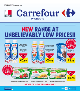 NEW RANGE AT UNBELIEVABLY LOW PRICES!!