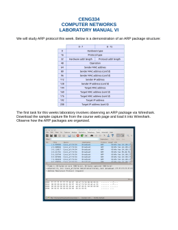Lab work 6 - Home - Computer Networks Course
