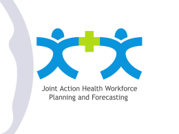 Towards a comprehensive model for manpower planning on Health